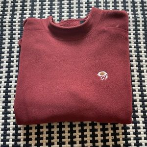 Mountain Hardwear Fleece Crew Neck Pullover